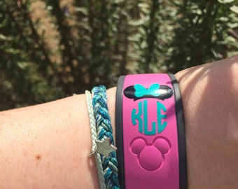 Minnie Mouse Magic Band Decal