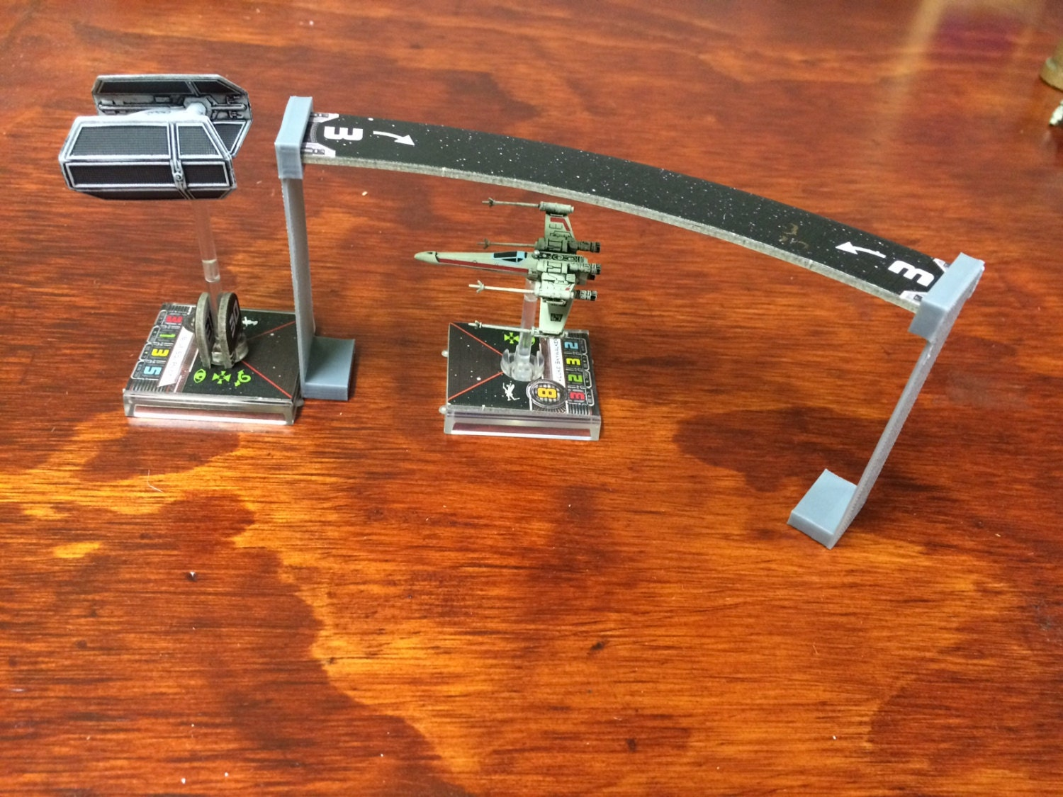 Star Wars X-Wing Miniatures Template Elevator
