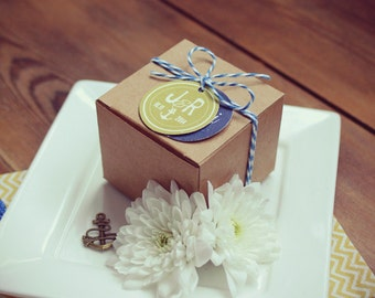 Gifts to guests wedding - Marin