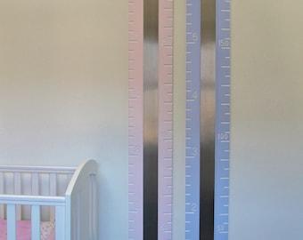Ruler Height Chart