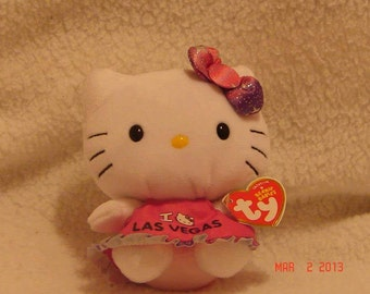 TY Hello KItty Collection