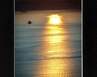 Photo of Sunset in Seattle Washington