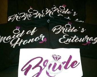 Bridal Party T's