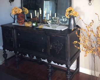 SOLD .... Gorgeous BUFFET