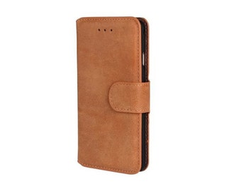 iPhone SE leather wallet case, iPhone SE leather case, iPhone SE wallet case,