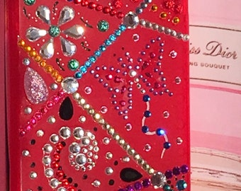 LadyinRed iPhone 6 Plus Phone Case