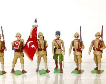 Turkish Toy soldier