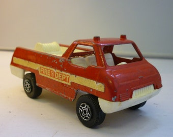 Vintage Corgi Cubs Fire Depot