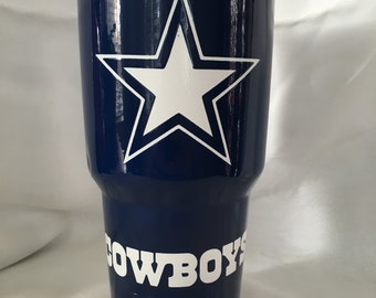 Dallas Cowboys Yeti Rambler