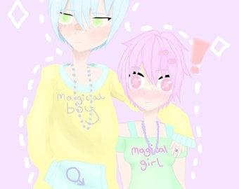 Pastel Lovers