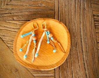 """Earrings """"St Tropez"""""""