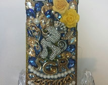 ON SALE Sigma Gamma Rho Custom Hand Made I phone 6 Plus