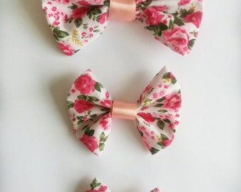 Baby/Girls Floral Hairbow