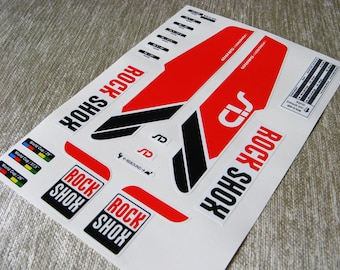 Garage Rock Shox Banner for Workshop PVC with eyelets