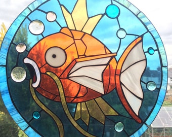 Stained Glass Magikarp
