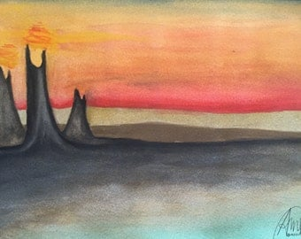 Sorcerers' towers