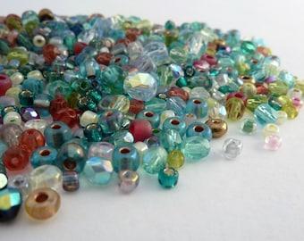 Summer Brights Glass Bead Mix - 10g
