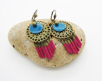 KIT spirit Bohemian earrings