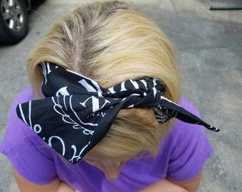 Jack Daniel's Headband