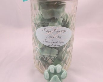 Puppy Paws Wax Tarts - Soy (60+ Scents to choose from)