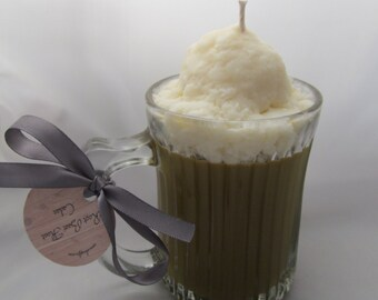 Root Beer Float Candle - Soy (60+ Scents to choose from)