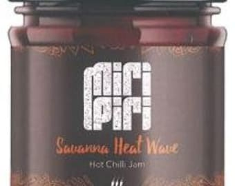 Savanna Heat Wave Chilli Jam