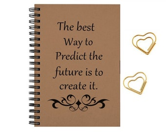 Journal, Notebook, Motivational, quotes, Size 5x8