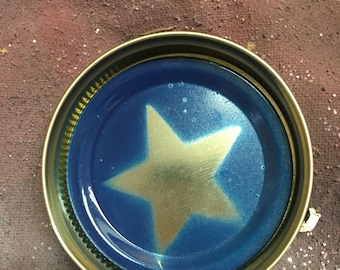Country star coasters