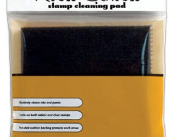 Inkssentials™ Rub-It Scrub-It Rubber Stamp Cleaning Pad