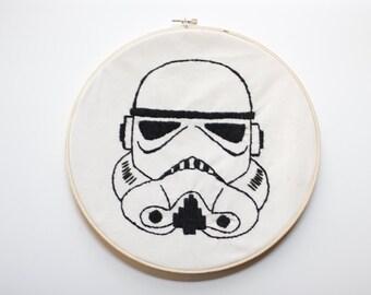 Storm Trooper Helmet (Decor)
