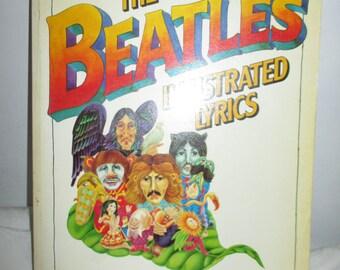 The Beatles Illustrated Lyrics Alan Aldridge