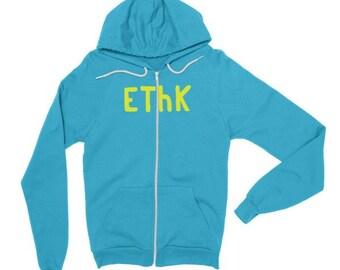 ETHK Hoodie Blue