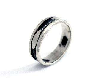 Silver Ring RUDA