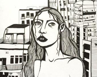 Love - A2 Artwork