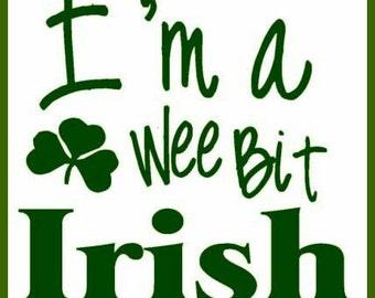 Wee bit Irish (kids)