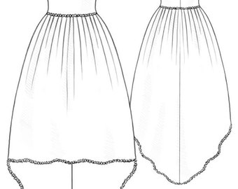 Dress Pattern on your size