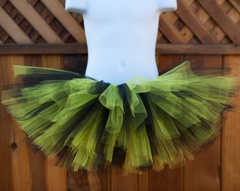 Black and Yellow Tutu/Steelers Tutu/Batman Tutu/Bumblebee Tutu - Other Colors Available
