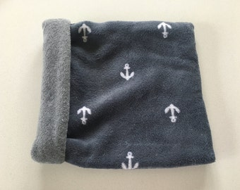 Snuggle bed / Cuddle sack / pet bed for guinea pigs, rabbits, hedgehogs and small pets.
