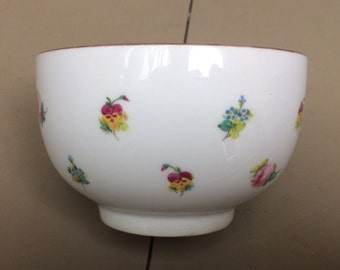 Vintage 1800s Spode and Copeland Sugar Bowl