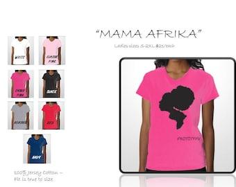 the Prototype - Mama Afrika