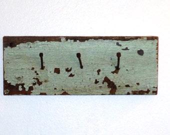 Rustic key hook | Etsy