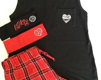 LOVE pajama set