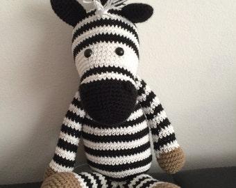 Zebra Freddy