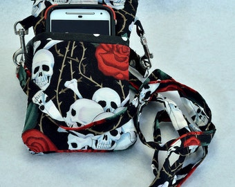 Custom Cell phone purse