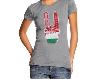 Women's Go Hungary! T-Shirt