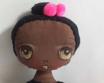 "The Winsome Doll Interior Handmade Doll Limited Edition OOAK Ballerina ""Chloe"""