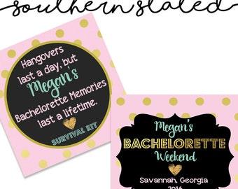 Bachelorette Tags