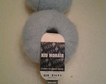 FEZA Kid Mohair yarn
