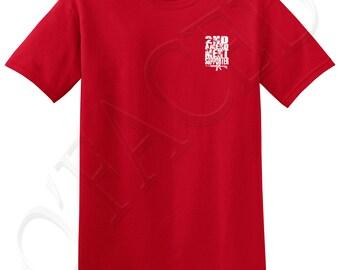 2nd Amendment Supporter Adults T-shirts - 1323C
