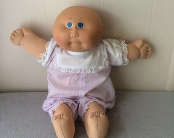 Cabbage Patch Kids baby girl, vintage